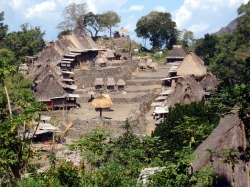 Das Dorf Bena